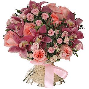Купить цветы в волжском