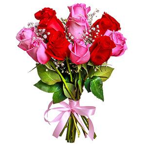 Экспресс букет +30% цветов с доставкой в Волжском