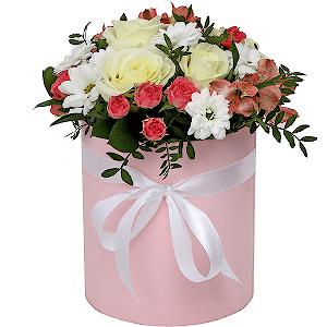 Модница +30% цветов с доставкой в Волжском