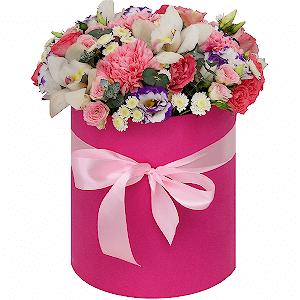 Богема +30% цветов с доставкой в Волжском