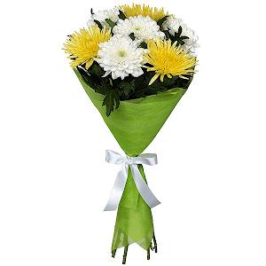 Хризантема одиночная (7 шт.)